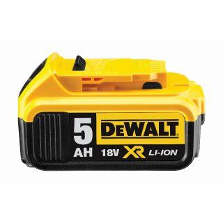 DeWalt Ersatz-Akku 18 V / 5 Ah (Li-Ion)