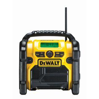 DeWalt Akku- und Netz-Radio fuer 10,8 - 18V