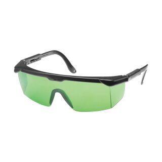 Lasersichtbrille, gruen