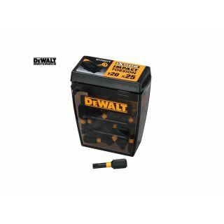 DeWalt Bitset Box à 25 Stück