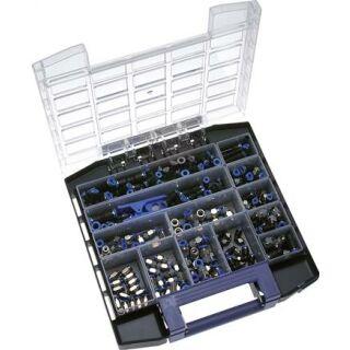 Multibox - IQS-Steckanschlüsse, 4 - 8 mm 160-tlg