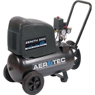 Kompressor Aerotec Zenith 260 PRO 240 l/min 1,8 kW 24 l AEROTEC