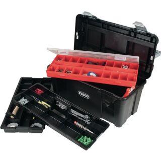 Werkzeugkoffer Toolbox 33-34 B480xT255xH258mm ABS Kunststoff RAACO