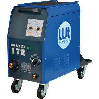 MIG/MAG-Schweißanlage WT-MAG 172 ohne Zubehör 25 - 170 A gasgekühlt WELDING TEAM