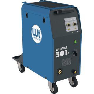 MIG/MAG-Schweißanlage WT-MAG 301 A ohne Zubehör 30 - 300 A gasgekühlt WELDING TEAM