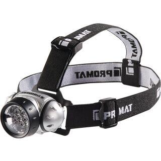 LED-Kopfleuchte für Batterien 3 x AAA Micro PROMAT