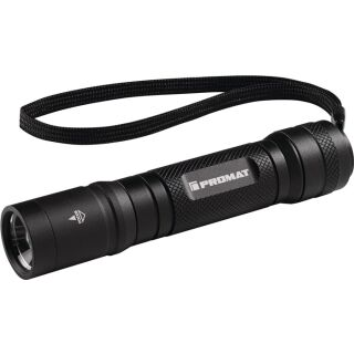 LED-Taschenlampe 1000 lm Li-Ion 205 m PROMAT