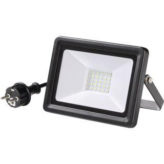 LED-Strahler 30 W 2200 lm 2 m H05RN-F 3x1 mm² IP65 PROMAT