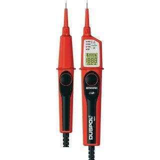 Spannungs-/Durchgangsprüfer DUSPOL® digital 1-1000 V AC/1-1200 V DC CAT IV 600V/CAT III 1000 V BENNING