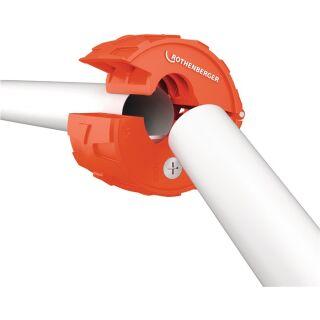 Rohrabschneider ROCUT Plastic PRO 32 - 40 mm PE-, PP-, und PVC-Rohre ROTHENBERGER