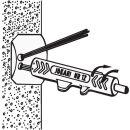 Abmantelungswerkzeug Nr. 12 Gesamtlänge 124 mm Arbeitsbereich D. 8,0 - 13,0 mm JOKARI
