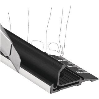 Lineal Länge 1000 mm Aluminium TAJIMA