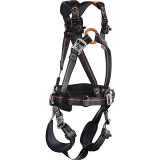 Auffanggurt Ignite Trion EN361:2002 schwarz/orange/anthrazit für Kleidergröße M/XXL SKYLOTEC