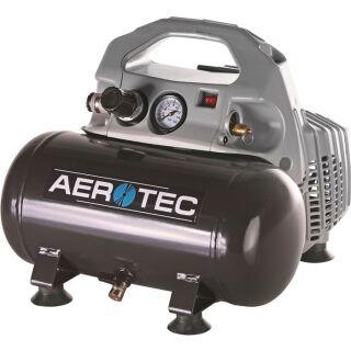 Kompressor Aerotec Airliner Silent 70 l/min 0,3 kW 6 l AEROTEC