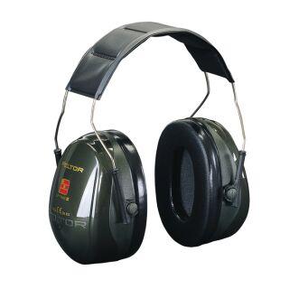 Gehörschutz OPTIME II EN 352-1-3 SNR 31 dB stufenlose Einstellung 3M
