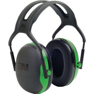 Gehörschutz X1A EN 352-1 SNR 27 dB Kopfbügel elektrisch isoliert schmaler Kapselaufbau 3M