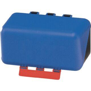 Sicherheitsaufbewahrungsbox SecuBox Mini blau L236xB120xH120ca.mm GEBRA