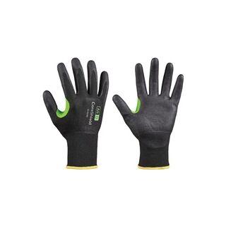 Schnittschutzhandschuhe CoreShield 18G A4/D schwarz EN 388 PSA-Kategorie II HPPE-Edelstahlfaser-Trikot HONEYWELL