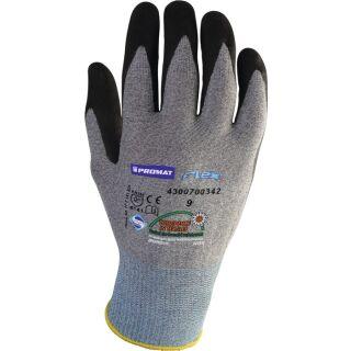 Handschuhe Flex  grau/schwarz EN 388 PROMAT