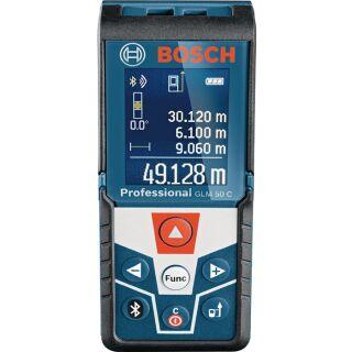 Laserentfernungsmesser GLM 50 C Professional 0,05-50 m ± 1,5 mm IP54 BOSCH