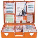 Erste Hilfe Koffer groß MT-CD B400xH300xT150ca.mm orange SÖHNGEN