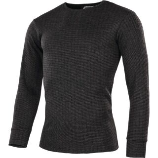 Thermo-Funktionsshirt THERMOGETIC LA anthrazit