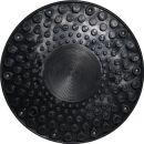 Stehhilfe Kunstleder Sitzhöhenverstellung 570-770 mm Stahlrohr schwarz TOPSTAR