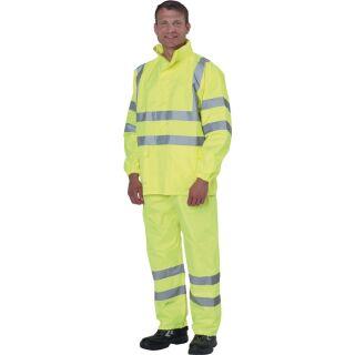 Warnschutzregenhose PREVENT