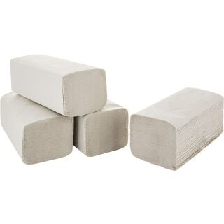 Papierhandtücher 2-lagig natur L220xB250ca.mm passend für 9000 469 080 3200 Tücher/KT ELOS