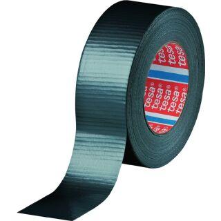 Gewebeband Allzweck duct tape 4662 mattsilber Länge 50 m Breite 48 mm Rolle TESA