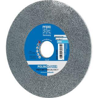PFERD POLINOX-Kompaktschleifrad- PNER-MW 15003-25,4 SiC F 3mm
