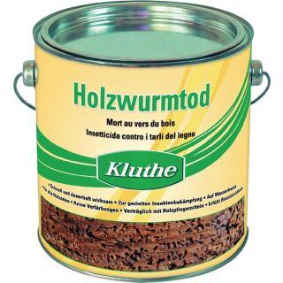 Holzschutzmittel Holzwurmtod farblos 2,5 l Dose KLUTHE