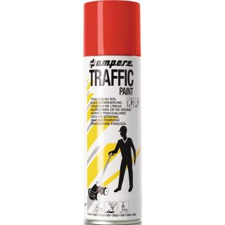 Bodenmarkierspray TRAFFIC PAINT 500 ml AMPERE
