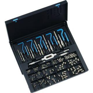 Gewindereparatursortiment DIN 8140 M5-M12 rostfreier Stahl 1xD/1,5xD/2xD V-COIL