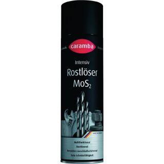 Intensivrostlöser MoS2 500 ml Spraydose CARAMBA