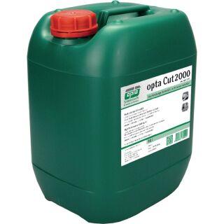 Hochleistungsschneidöl Cut 2000 5 l Kanister OPTA