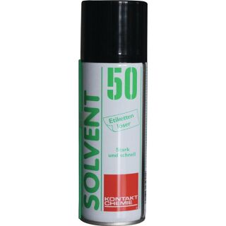 Etikettenlöser SOLVENT 50 200 ml Spraydose KONTAKT CHEMIE