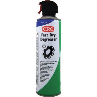 Universalreiniger FAST DRY DEGREASER 500 ml Spraydose CRC