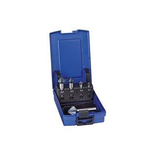 Kegelsenkersatz DIN 335 C 90 Grad 6,3-25,0 mm HSS Nano Kunststoffkassette PROMAT
