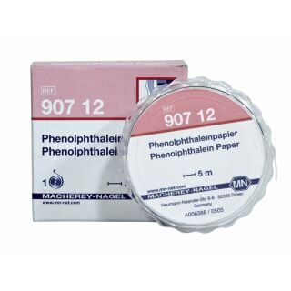 Phenolphthaleinpapiere Macherey-Nagel 907 12