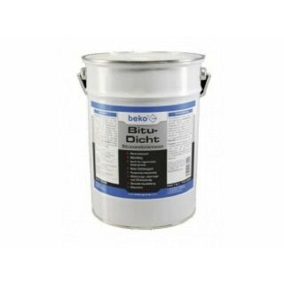 1-K Bitumendichtmasse Bitu-Dicht Dach-Dicht Kaltanstrich 6 kg