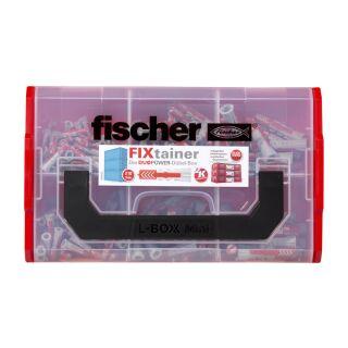 fischer FIXtainer - DUOPOWER (210 Teile)