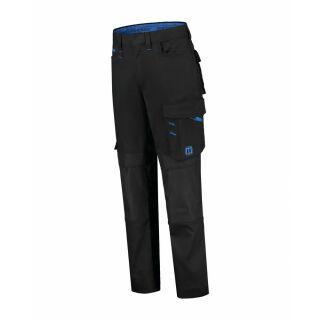 Macseis Bundhose Black/Royal Blue Proneon Stretch Work Größe