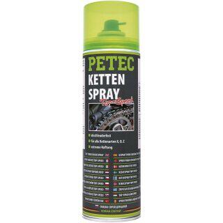 Petec Kettenspray, 500ml