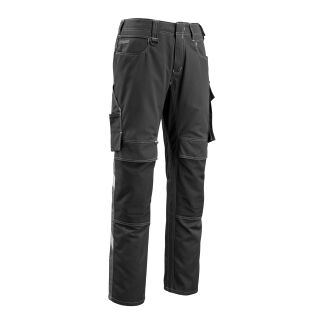 MASCOT® Mannheim Bundhose 90 er Schrittlänge  schwarz/dunkelanthrazit