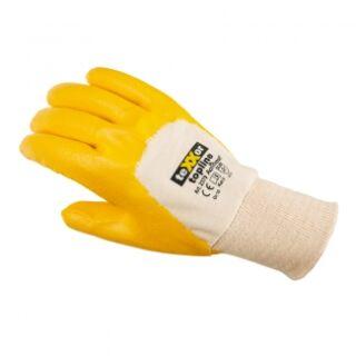 Nitril Handschuh Topline, gelb