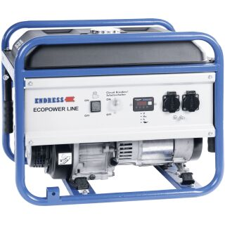 Stromerzeuger ESE 3000 BS 2,5 kVA,2,5 kW Benzin ENDRESS