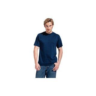 Mens Premium T-Shirt steel grey 100 % Baumwolle PROMODORO Größe